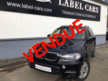 BMW X5 XDRIVE 3.0DA LUXE
